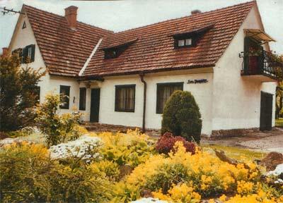 """Haus """"Birgit"""" - Vorderansicht"""